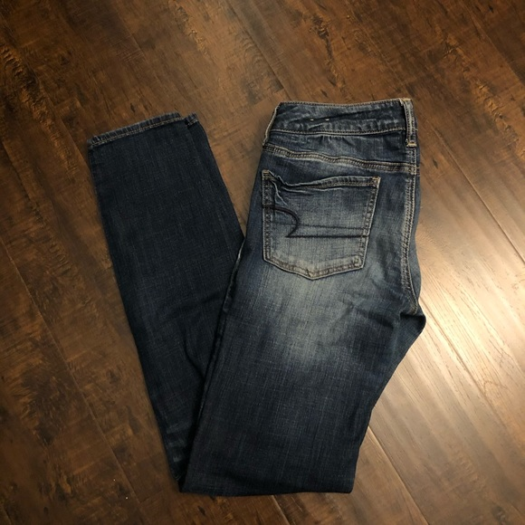 American Eagle Outfitters Denim - American Eagle | super stretch jeggings